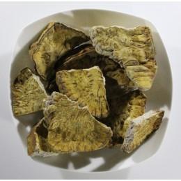 대황 추말(당고특B, 노랑, 금문) - 추말은 GMP 봉투를 뜯어서 작업한 후 뜯은 봉투에 넣어드립니다. 감량률 3%미만